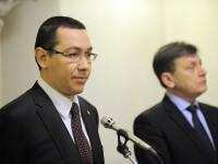 Ponta a rupt scrisoarea lui Basescu la congresul PSD-PNL-PC de la Romexpo.