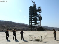 Alerta internationala.Coreea de Nord reporneste reactorul nuclear din Yongbyon.Care e reactia Chinei
