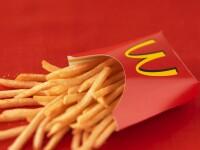 VIDEO. Imagini in premiera difuzate de McDonald's. Cum sunt prelucrati cartofii prajiti si ce contin