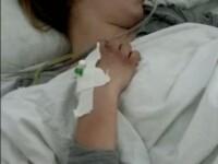 O fata de 18 ani, cu HEMORAGIE INTERNA, trimisa acasa de un doctor: