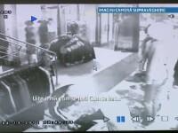 VIDEO. Au dat in alarma in magazinul vecin celui pe care-l jefuiau. Ce au uitat 2 hoti din Constanta
