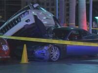 Accidentul de 400.000 de dolari. Cum a distrus un valet 4 masini de lux dintr-o intoarcere de volan