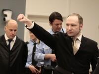 Prima zi de proces pentru Breivik. Judecatorii se asteapta la
