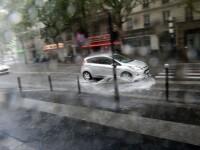 Ti-ai gasit masina murdara in parcare? E efectul unei furtuni de praf din Sahara asupra Romaniei
