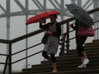 Nu iesiti fara umbrele din casa weekend-ul acesta. Prognoza meteo pentru urmatoarele trei zile