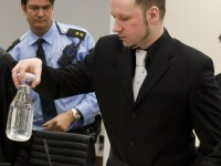 Breivik a povestit IN DETALIU cele 77 de crime.