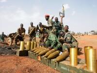 Razboi pentru petrol intre Sudan si Sudanul de Sud. 1000 de oameni ar fi fost ucisi de bombardamente