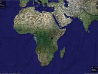 Un rezervor URIAS de apa potabila se afla sub Africa, unde milioane de oameni sufera de sete