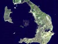 Vulcanul care a dat nastere legendei Atlantidei s-a \