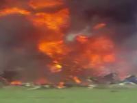 O defectiune tehnica, cauza probabila a accidentului de elicopter in care au murit 5 pompieri