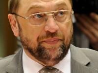 Presedintele PE, Martin Schulz: \