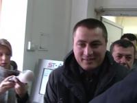 Cristian Cioaca ramane in arest. Schimb dur de replici intre politist si soacra lui, la tribunal