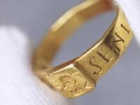 Cum arata inelul roman blestemat care a inspirat romanele Lord of The Rings