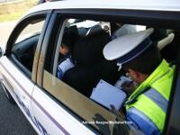60 de sanctiuni contraventionale aplicate de politistii rutieri din Maramures intr-o singura zi