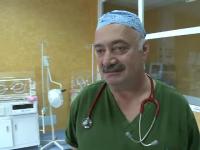 Medicul Florin Rusu, eroul care a salvat bebelusii de la Giulesti, arestat pentru luare de mita