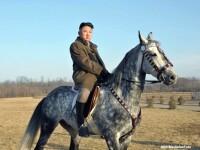 AFP: Cum a schimbat propaganda nord-coreeana imaginea lui Kim Jong-un, transformandu-l in razboinic