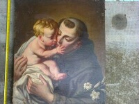 Tablouri si carti religioase vechi,furate din biserici italiene,recuperate de politistii hunedoreni