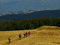 Cicloturism in Banat. Biciclistii din Vestul tarii imortalizeaza aventura pe doua roti, in natura