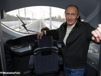 Un german a fost prins ca avea un permis auto cu numele si poza lui Vladimir Putin. Vorbea ruseste