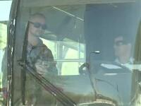 23 de pasageri ai unui autobuz, luati ostatici. Exercitiu antitero in Capitala