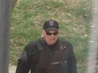 Cum a fost fotografiat un politist din Boston. Poza a ajuns virala pe Facebook