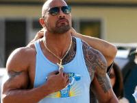 Cum arata la 15 ani cel mai in voga actor din filmele de actiune de la Hollywood - The Rock