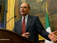 Premierul Italiei, Enrico Letta, si-a anuntat demisia. Cine i-ar putea lua locul