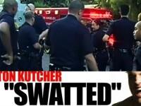 Tanarul care a trimis politia la usa lui Ashton Kutcher si-a aflat pedeapsa. Cat il va costa farsa