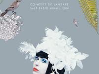 Concert Alexandrina la lansarea albumului \