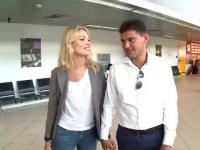 Valentina Pelinel si Cristian Boureanu au anuntat ca divorteaza. \