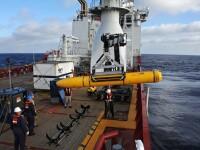 LOST. Avionul din Malaysia, ziua 40. Robotul submarin Bluefin-21 a reluat cautarile avionului Boeing 777