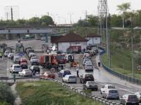 CNADNR a eliminat plata taxei la podul peste Dunare de la Fetesti-Cernavoda pana pe 1 septembrie, pe perioada weekend-urilor