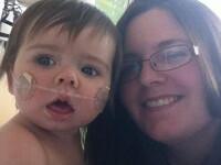 Si-a oferit propriul rinichi unei fetite de doi ani, dupa ce a citit de boala ei pe Facebook. Ce s-a intamplat mai departe
