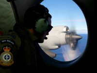 O companie australiana a gasit in Golful Bengal fragmente care ar putea apartine avionului Boeing 777 disparut