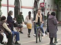 Proiectul pentru cei 100 de km de piste pentru biciclete a cazut. Edilii Capitalei s-au opus investitiei de 10 mil. de euro