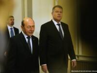 Reactia lui Traian Basescu, dupa ce a fost ironizat de presedinte: