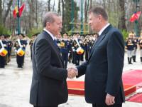 Dineul de la Palatul Cotroceni in onoarea presedintelui Turciei, anulat: