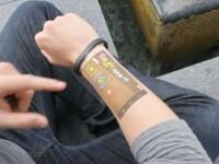 Ceasurile inteligente, bratarile si alte gadgeturi care pot fi purtate vor inregistra o crestere spectaculoasa in acest an