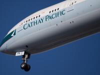 Poze indecente si sex cu pilotul. Imaginile cu stewardesele Cathay Pacific care au ajuns pe internet. FOTO