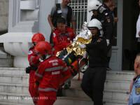 5 ani de la tragedia din maternitatea Giulesti. Imaginile cutremuratoare ale incendiului in care 6 bebelusi au murit