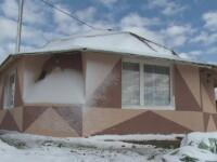 Un bihorean si-a construit o casa in forma de dom. Cat l-a costat si care sunt avantajele unei astfel de locuinte