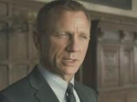 Actorul Daniel Craig s-a ranit la filmarile pentru noul