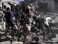 Razboi in Yemen. Crucea Rosie vrea sa trimita ajutoare de urgenta, dar nu are aprobare. MAE incearca sa evacueze 6 romani