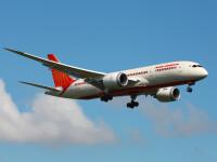 Scene incredibile la bordul unui avion al companiei Air India. Copilotul l-a luat la bataie pe capitan, chiar in cabina