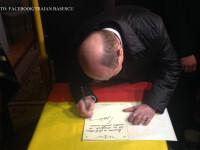 Basescu, catre o jurnalista: