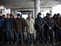 Amnesty International: Rebelii prorusi au executat militari ucraineni tinuti in captivitate