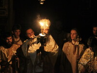 Drumul Luminii Sfinte din Ierusalim până în ultimul sat românesc. Tradiţii în Sâmbăta Mare