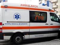 Un barbat de 28 de ani a cazut in gol de la 20 de metri si a murit. Muncitorul monta o schela pentru reabilitarea blocului