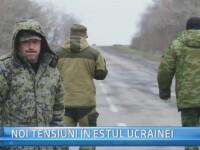 STIRI EXTERNE PE SCURT. Noi violente in estul Ucrainei; kamikaze francezi in Siria si Irak