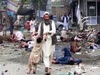 Atentat sinucigas, soldat cu 33 de morti si 100 de raniti in estul Afganistanului. Atacul nu a fost inca revendicat. FOTO